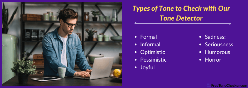 types of tone to check with tone detector